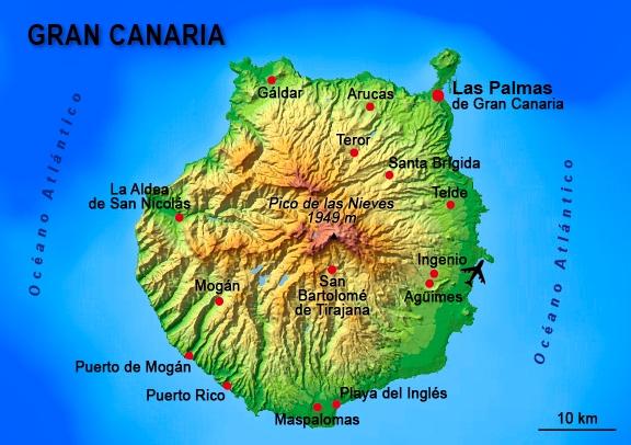 Apartamentos Nogalera Playa Del Ingles Gran Canaria